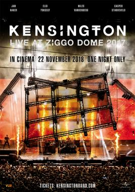 Kensington: Live at Ziggo Dome 2017 (Vue Music)