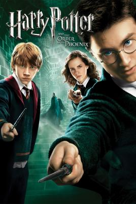Harry Potter and the Order of Phoenix (Vue Classics)