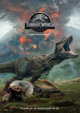 Jurassic World: Fallen Kingdom (Blockbuster Night)