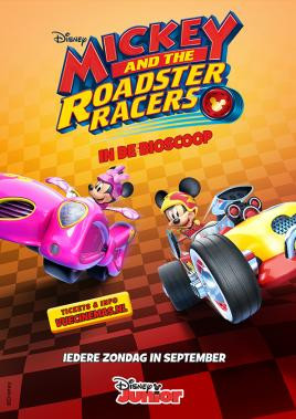 Mickey and the Roadster Racers (Mini Mornings)