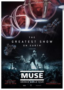 Muse: Drones World Tour (Vue Music)