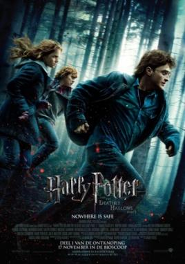 Harry Potter and the Deathly Hallows: Part 1 (Vue Classics)