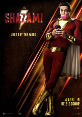 Shazam! (Movie Pass Exclusive)