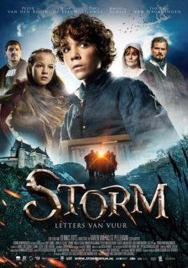 Storm (Meet the Cast)