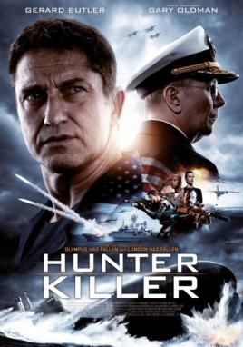Afbeeldingsresultaat voor hunter killer movie