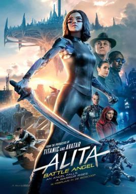 Alita Battle Angel Vue Cinemas