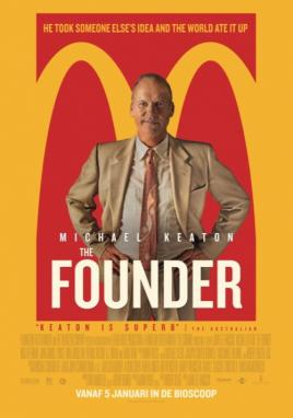 The Founder (Vue Plus)