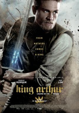 King Arthur - Legend of The Sword (Movie Pass Exclusive)