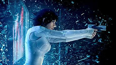 Exclusieve poster bij Ghost in The Shell in Dolby Cinema!