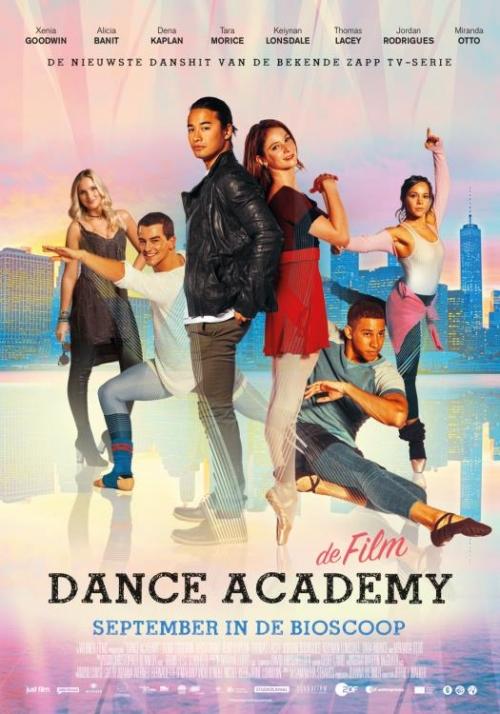 Dance Academy Film Deutschland Kinostart